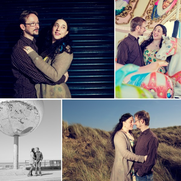 Blackpool Portrait Photographer - Jess & Greg