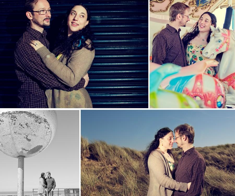Blackpool Portrait Photographer - Jess & Greg