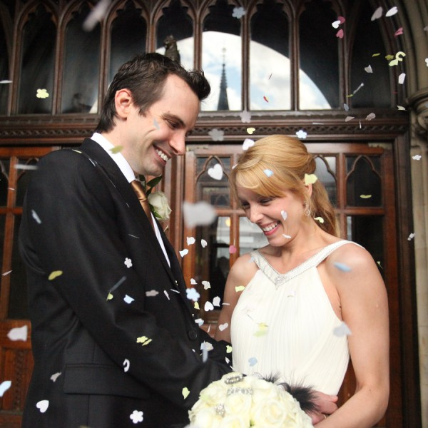 Manchester Town Hall & Art Gallery - Yvonne & Andrew - Wedding Photography