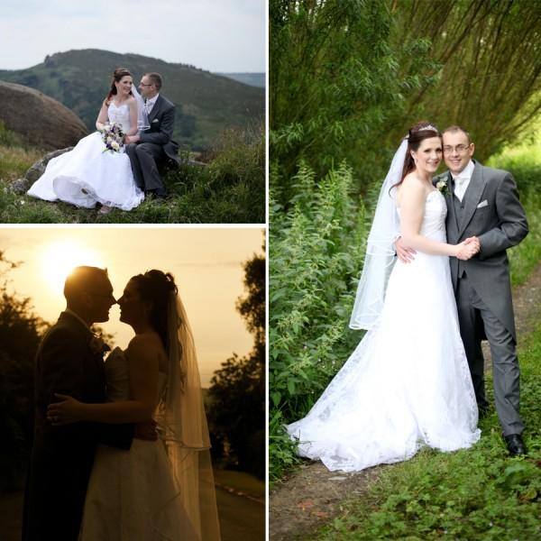 Three Horse Shoes - Hannah & David - Wedding Photography