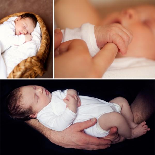 Mary - Newborn Shoot
