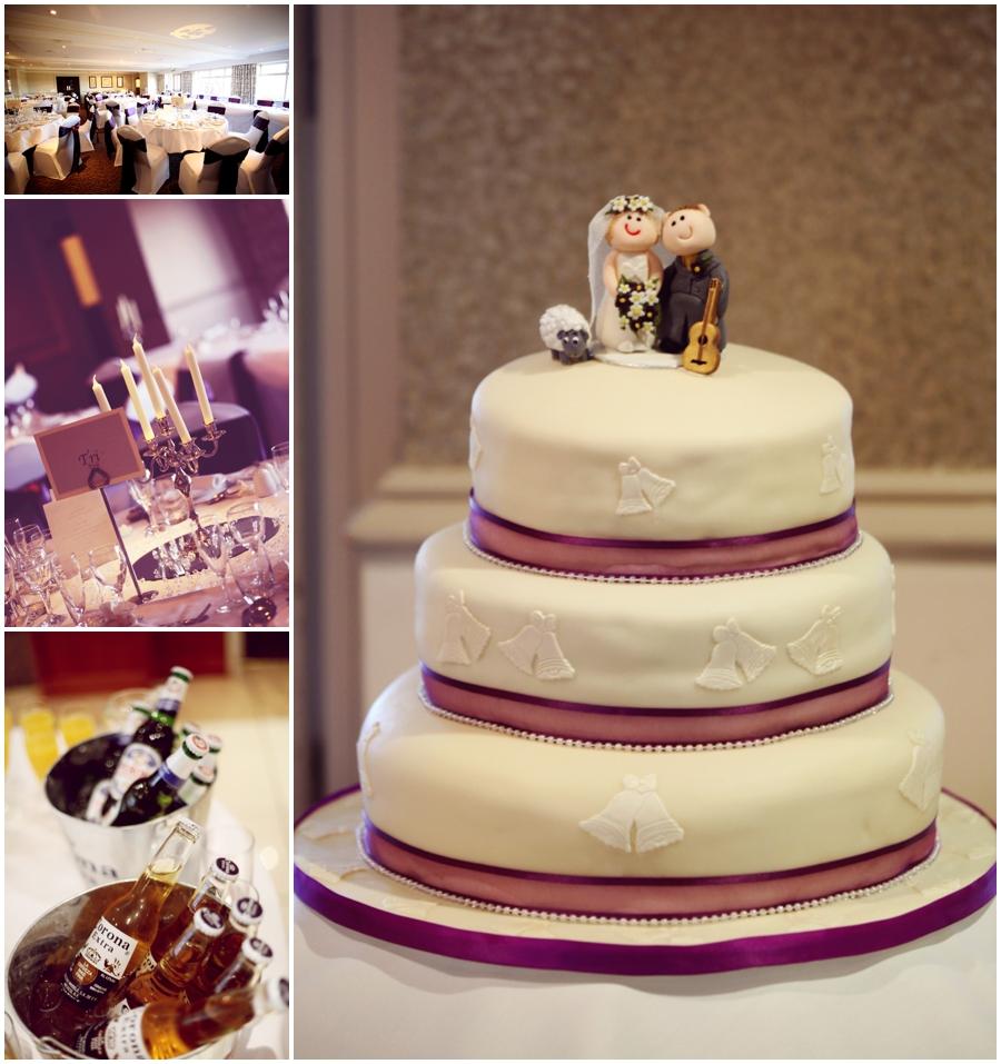 Wrightington Hotel & Country Club Wedding Photography