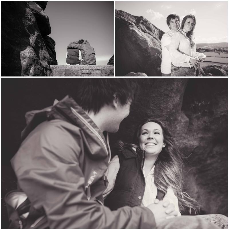 Holly & Matt Engagement Photography Shoot