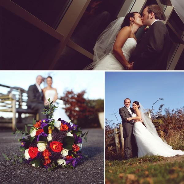 Wrightington Hotel & Country Club Wedding Photography - Eluned & Pauric