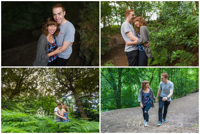 (15 of 50) Sophie & Phil Engagement Photo Shoot The Edge Alderley Edge Chelsea Shoesmith Photography