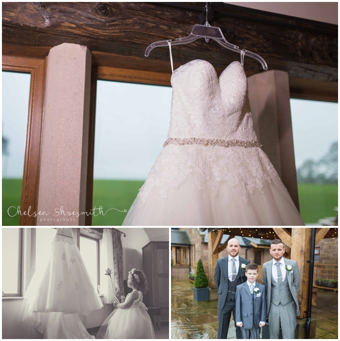 (38 of 470) Debbie & Dave Wedding Photography Heaton House Farm Chelsea Shoesmith Photographer Cheshire