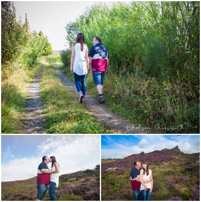 (5 of 50) Anna & Graham Engagement Shoot The Roaches Chelsea Shoesmith Photography