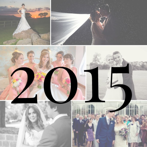 Best of 2015 Weddings & Engagements