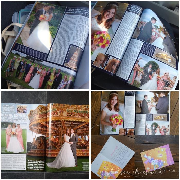 Joanna Rowsell & Daniel Shand Wedding Photos