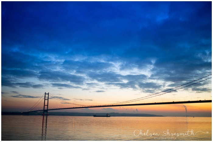 (1 of 11) Humber Bridge, Just Because Hull River Humber Chelsea Shoesmith Photography_