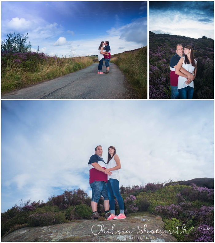 (14 of 50) Anna & Graham Engagement Shoot The Roaches Chelsea Shoesmith Photography