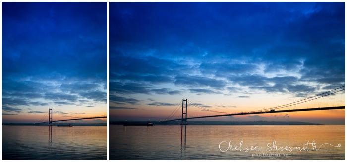 (2 of 11) Humber Bridge, Just Because Hull River Humber Chelsea Shoesmith Photography_
