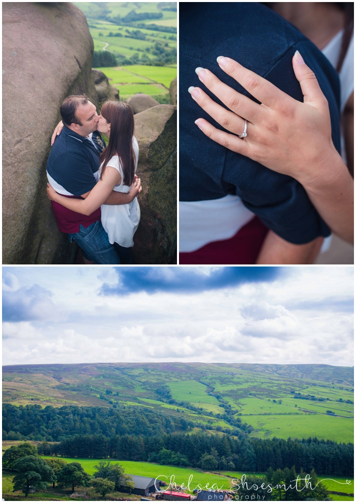 (44 of 50) Anna & Graham Engagement Shoot The Roaches Chelsea Shoesmith Photography