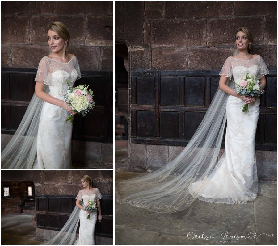(6 of 158) Chethams Library Wedding Styled Shoot Chelea Shoesmith Photography_