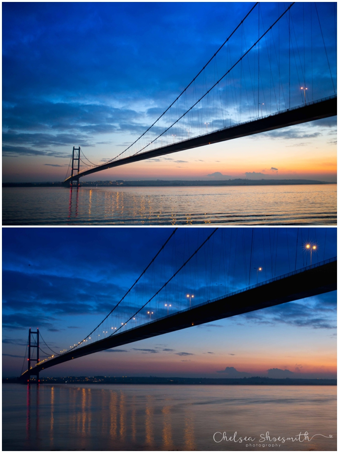 (8 of 11) Humber Bridge, Just Because Hull River Humber Chelsea Shoesmith Photography_