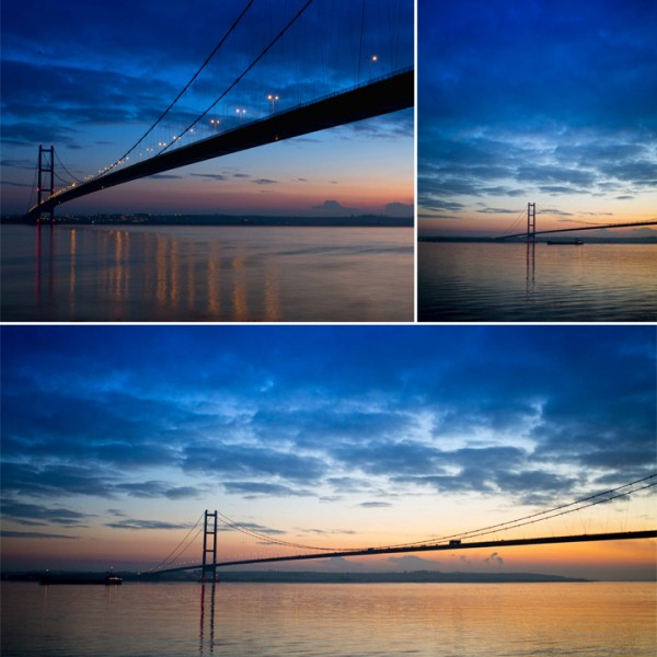 Humber Bridge, Just Because...