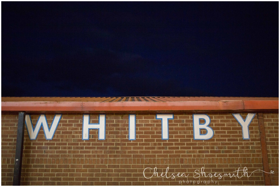 (13 of 28) Whitby By Night Starry Travel Photographer Yorkshire Chelsea Shoesmith Photography
