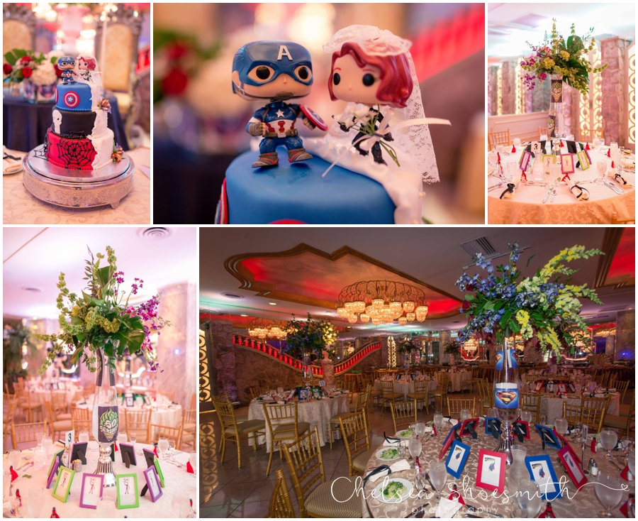 (2 of 34) Rebekah & Thomas Super Hero Themed New York City USA Wedding photographer Chelsea Shoesmith Photography