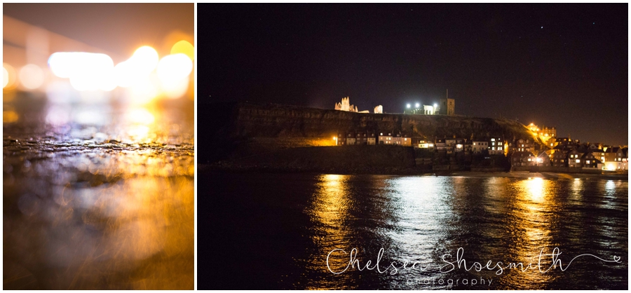 (20 of 28) Whitby By Night Starry Travel Photographer Yorkshire Chelsea Shoesmith Photography