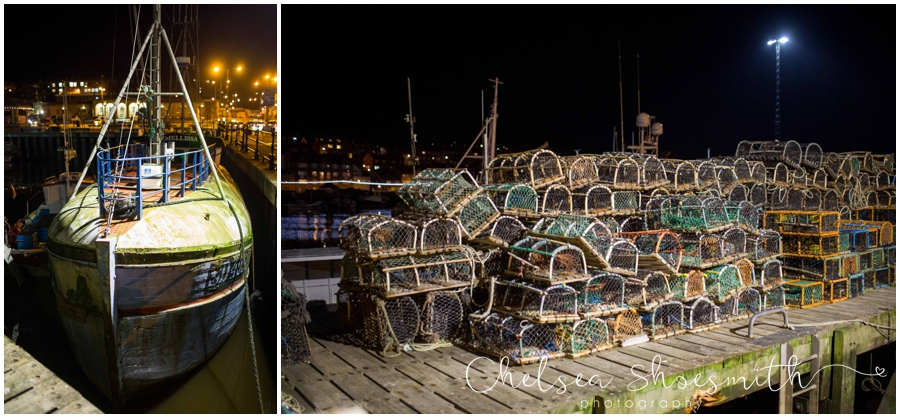 (24 of 28) Whitby By Night Starry Travel Photographer Yorkshire Chelsea Shoesmith Photography
