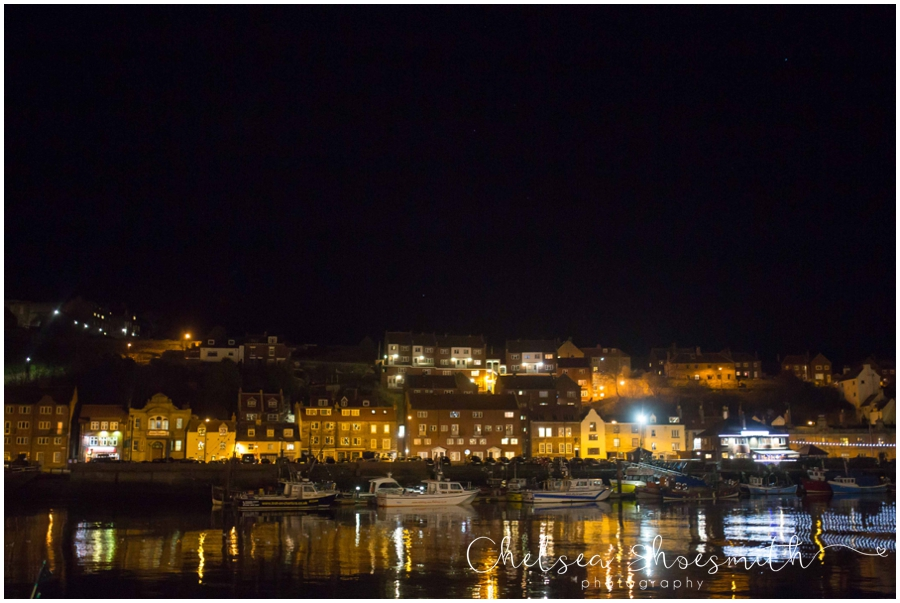 (25 of 28) Whitby By Night Starry Travel Photographer Yorkshire Chelsea Shoesmith Photography