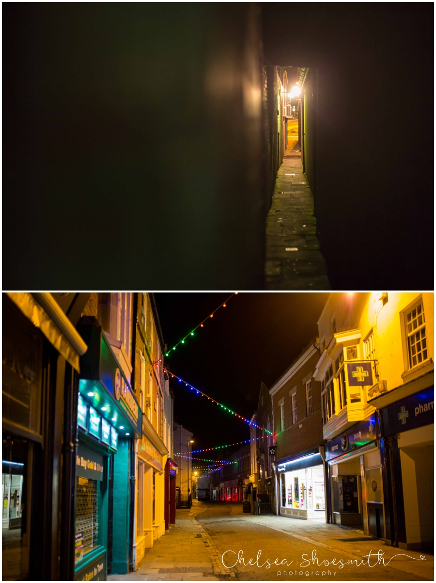 (27 of 28) Whitby By Night Starry Travel Photographer Yorkshire Chelsea Shoesmith Photography