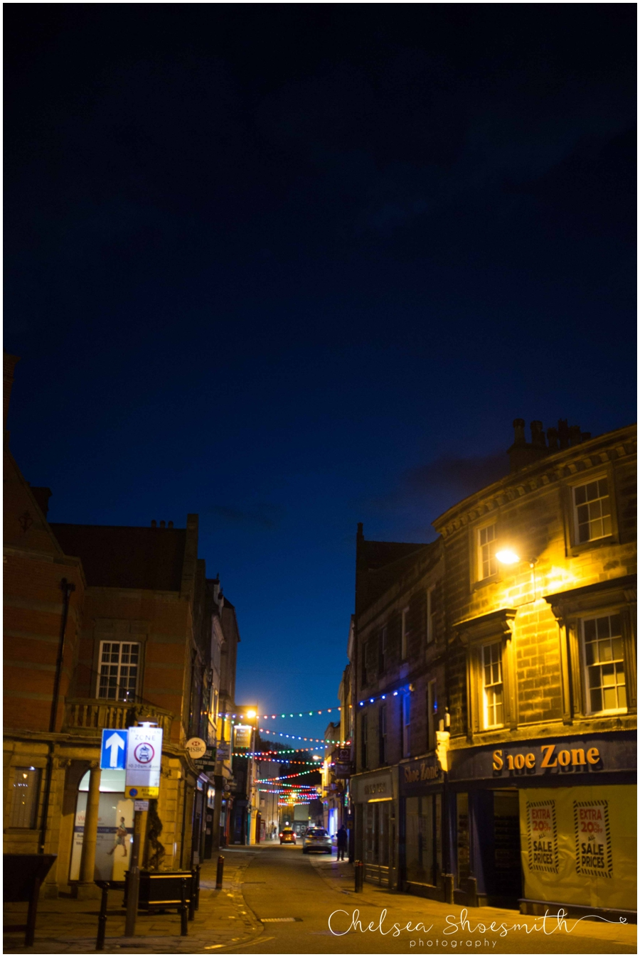 (9 of 28) Whitby By Night Starry Travel Photographer Yorkshire Chelsea Shoesmith Photography