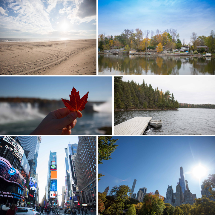 Canada / USA Trip