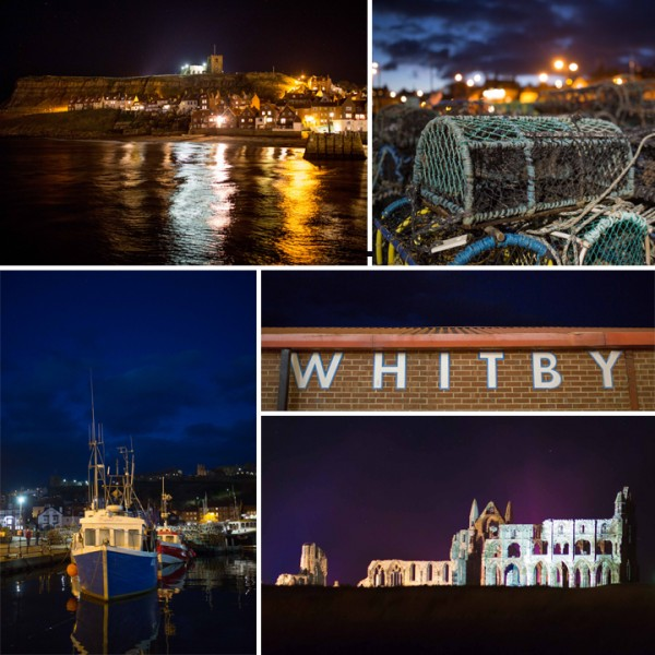 A Starry Night In Whitby, Just Because...