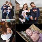 newborn photo shoot  stafforshire chelsea shoesmith photography