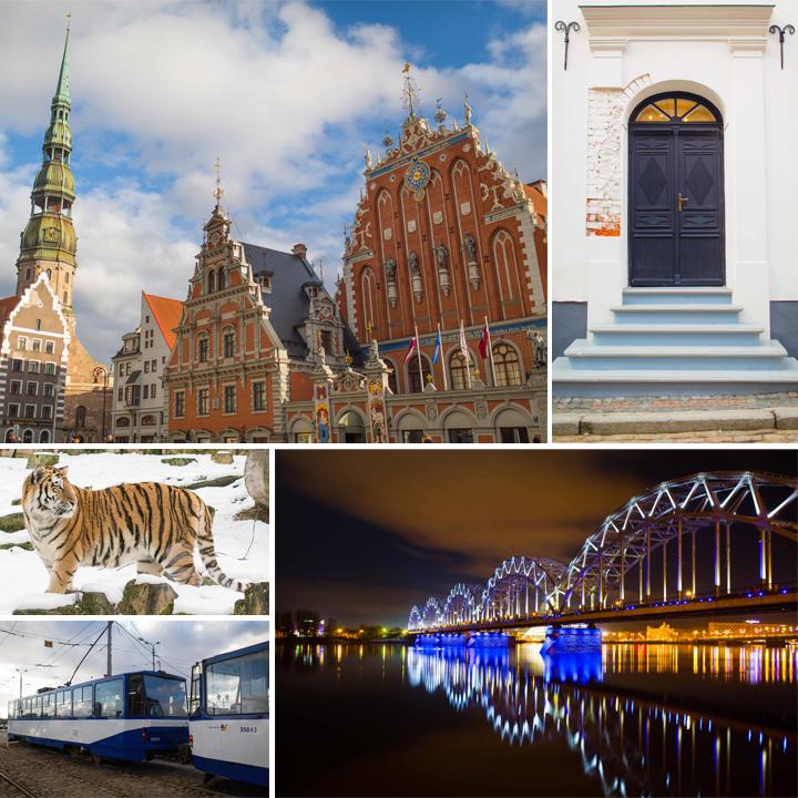Riga, Latvia Trip
