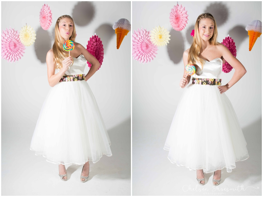 (18 of 104) Candy Sweetie Fashion Bridal Styled Shoot Pie Factory Manchester Chelsea Shoesmith Photography