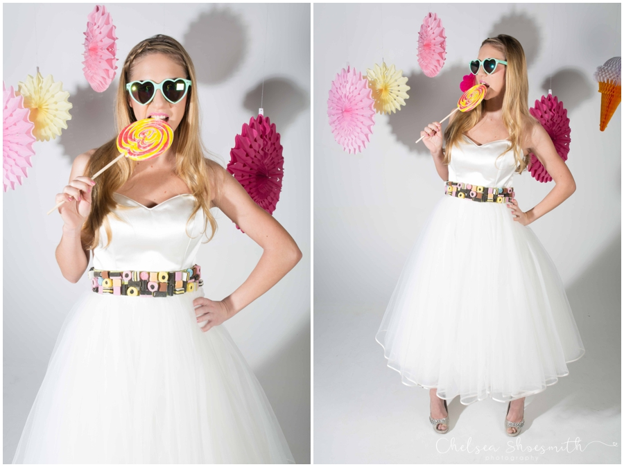 (26 of 104) Candy Sweetie Fashion Bridal Styled Shoot Pie Factory Manchester Chelsea Shoesmith Photography