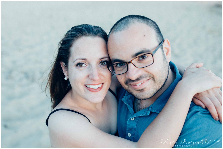 (42 of 54) Alison & Dom Couple Shoot Golden Bay Mellieha Malta Chelsea Shoesmith Destination Wedding Photography