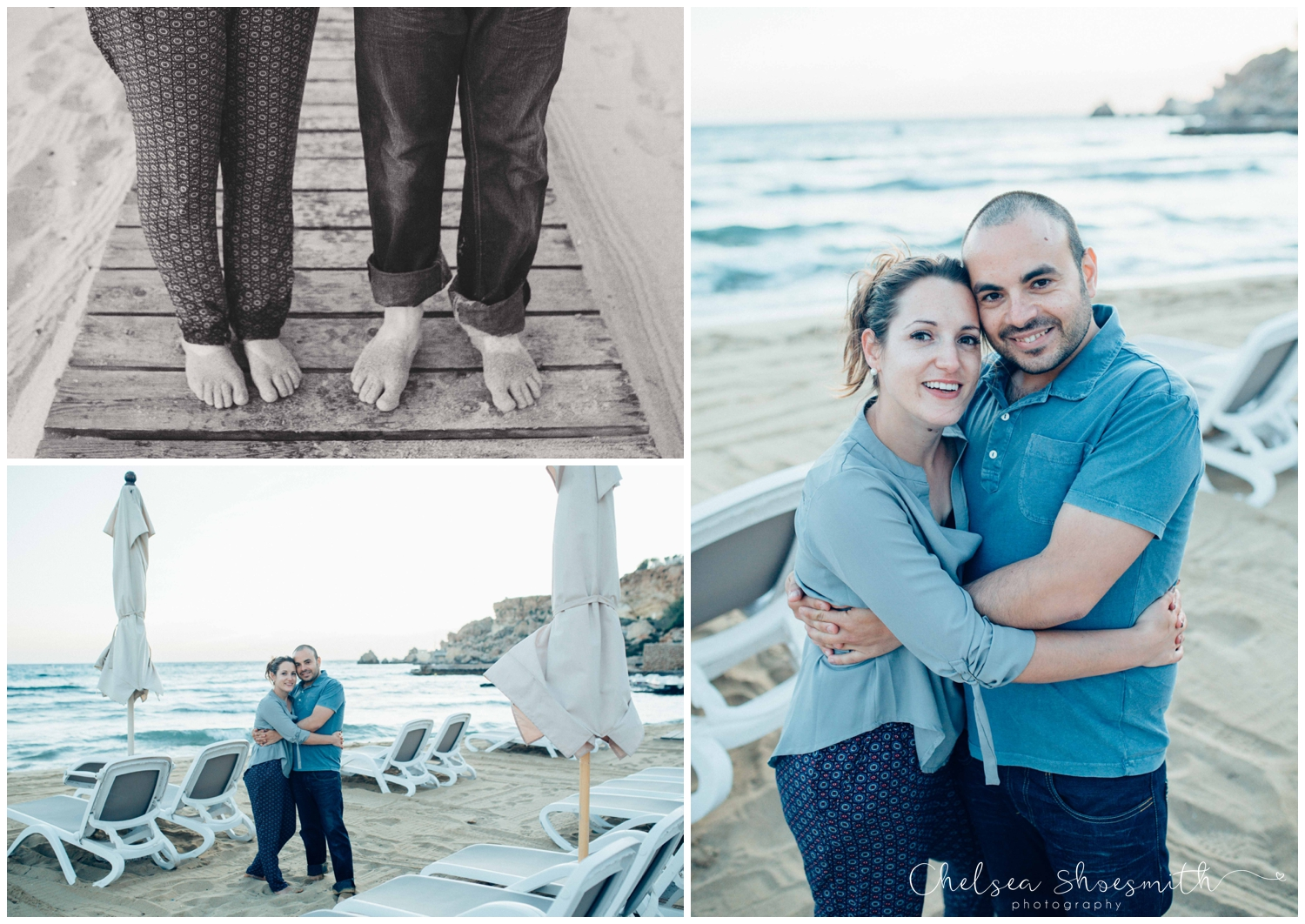 (46 of 54) Alison & Dom Couple Shoot Golden Bay Mellieha Malta Chelsea Shoesmith Destination Wedding Photography