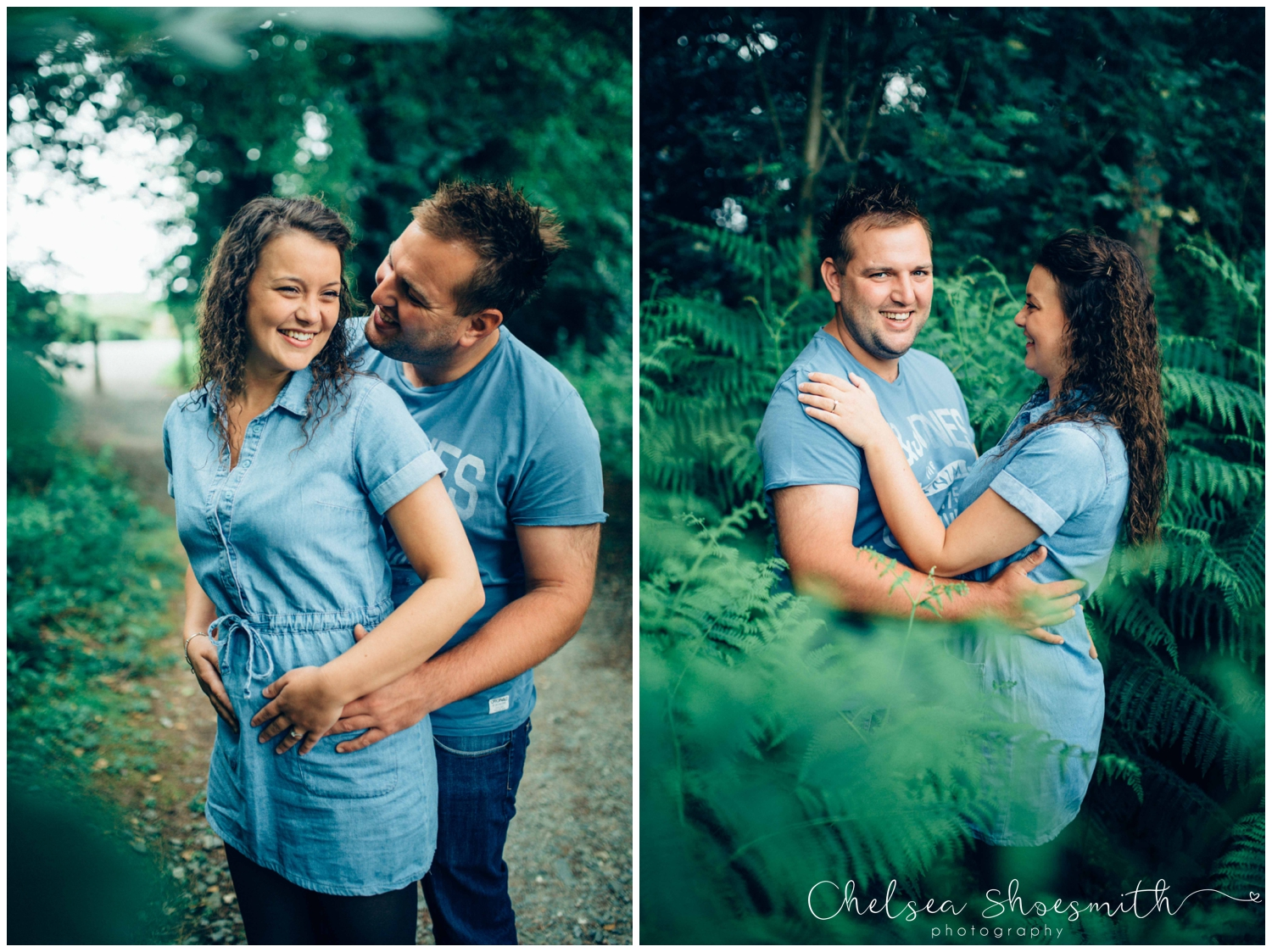 (20 of 75) Bethan & Peter Engagement Shoot Cheshire, Delamere Forest Chelsea Shoesmith Photography