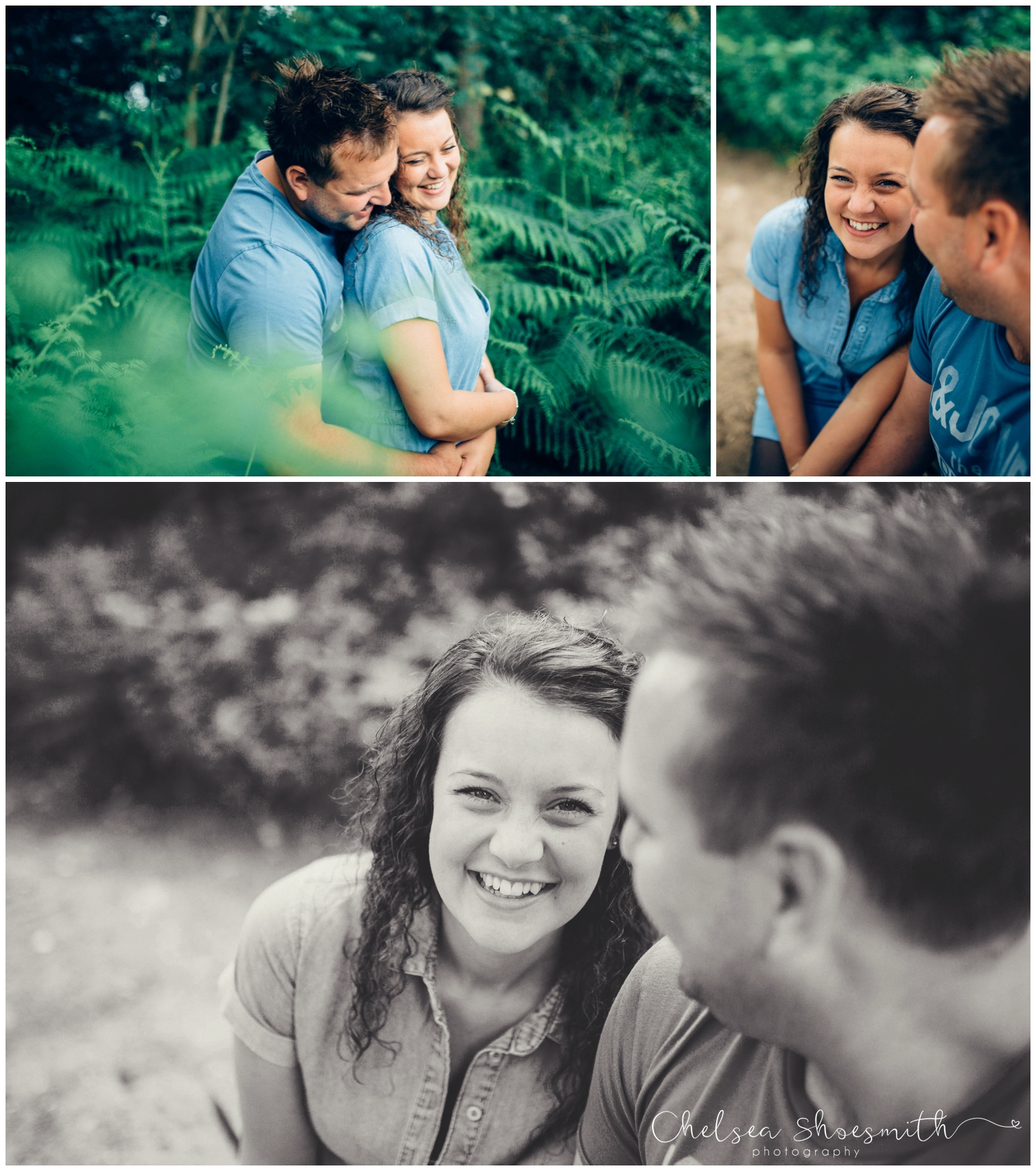 (27 of 75) Bethan & Peter Engagement Shoot Cheshire, Delamere Forest Chelsea Shoesmith Photography