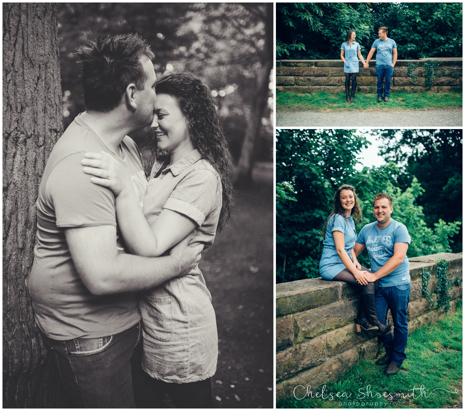 (8 of 75) Bethan & Peter Engagement Shoot Cheshire, Delamere Forest Chelsea Shoesmith Photography