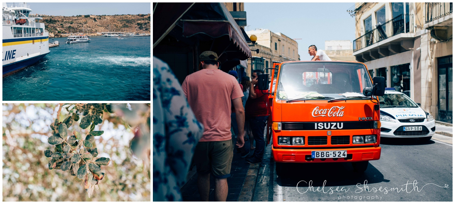 (108 of 401) Malta Travel Tips Photography Chelsea Shoesmith Golden Bay_