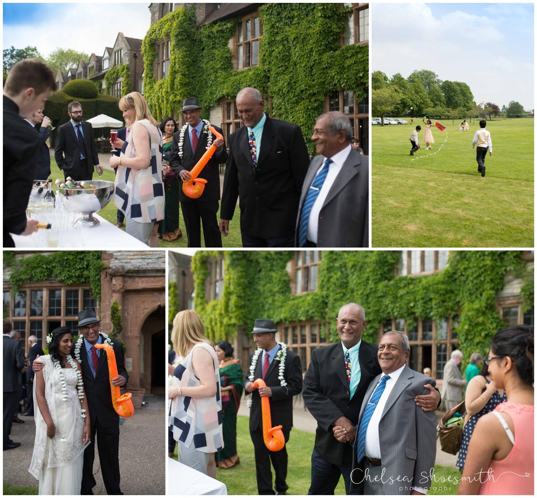 (181 of 516) Anil & Aloka Wedding Photography Stratford Warwickshire Billesley Manor Chelsea Shoesmith Photography_