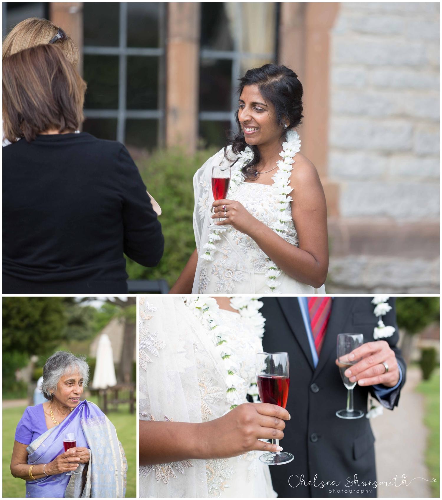 (218 of 516) Anil & Aloka Wedding Photography Stratford Warwickshire Billesley Manor Chelsea Shoesmith Photography_