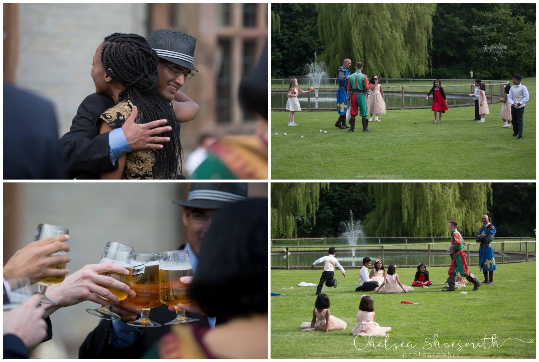 (285 of 516) Anil & Aloka Wedding Photography Stratford Warwickshire Billesley Manor Chelsea Shoesmith Photography_