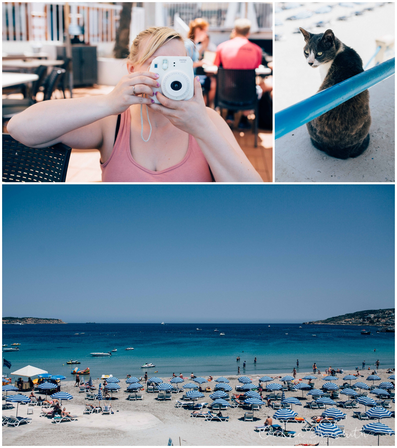 (50 of 401) Malta Travel Tips Photography Chelsea Shoesmith Golden Bay_