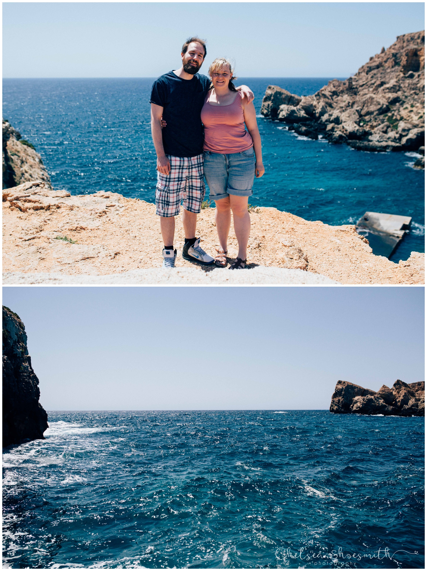 (75 of 401) Malta Travel Tips Photography Chelsea Shoesmith Golden Bay_