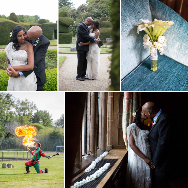 Anil & Aloka Medieval Wedding - Billesley Manor, Stratford-upon-Avon