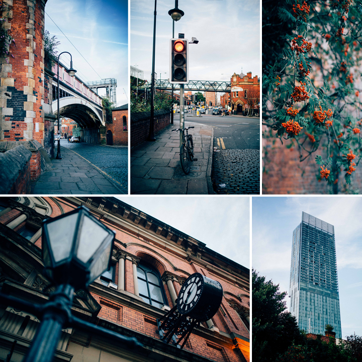 Castlefield, Manchester - Just Because...