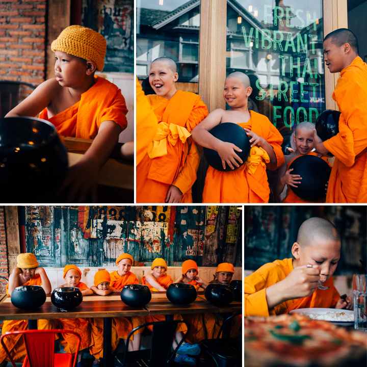 Dhammakaya Buddhist Monk Retreat - Chilli Banana, Bramhall