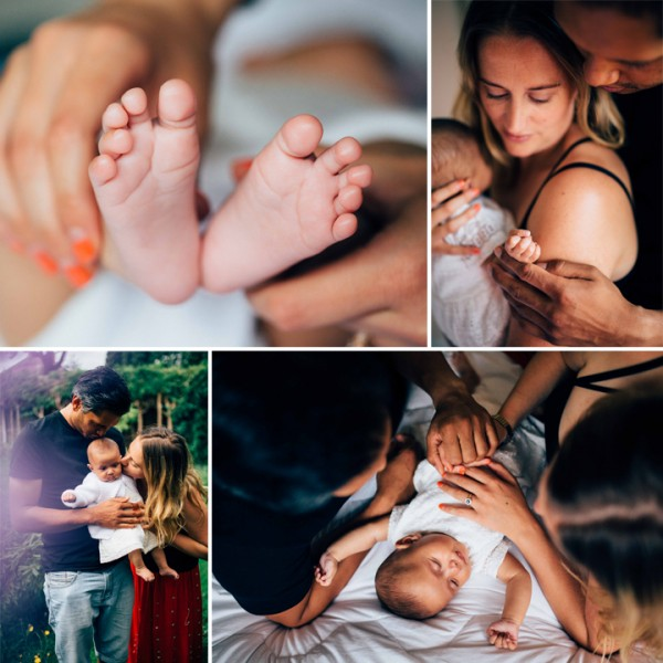Aarya Newborn Lifestyle Photography - Birmingham