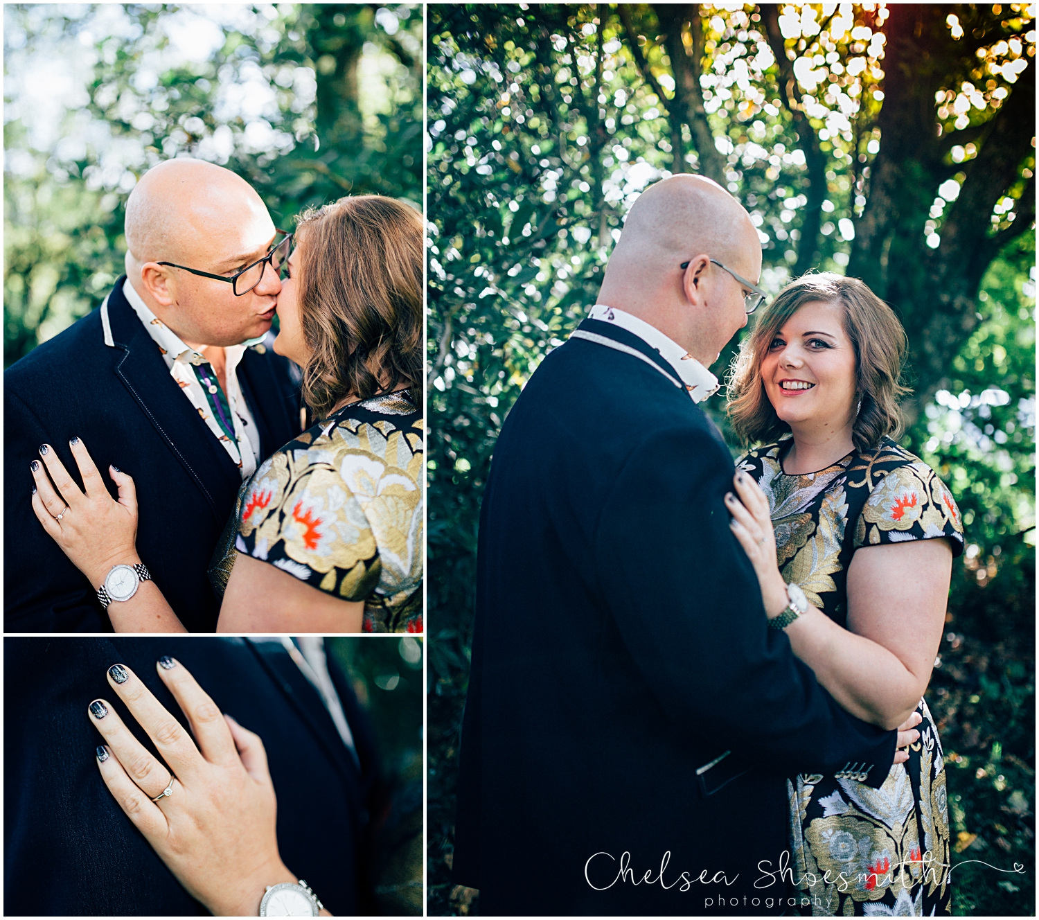(6 of 48) -  Claire & Martin Engagement Shoot Lancashine Luciano's at The Millstone Manchester_