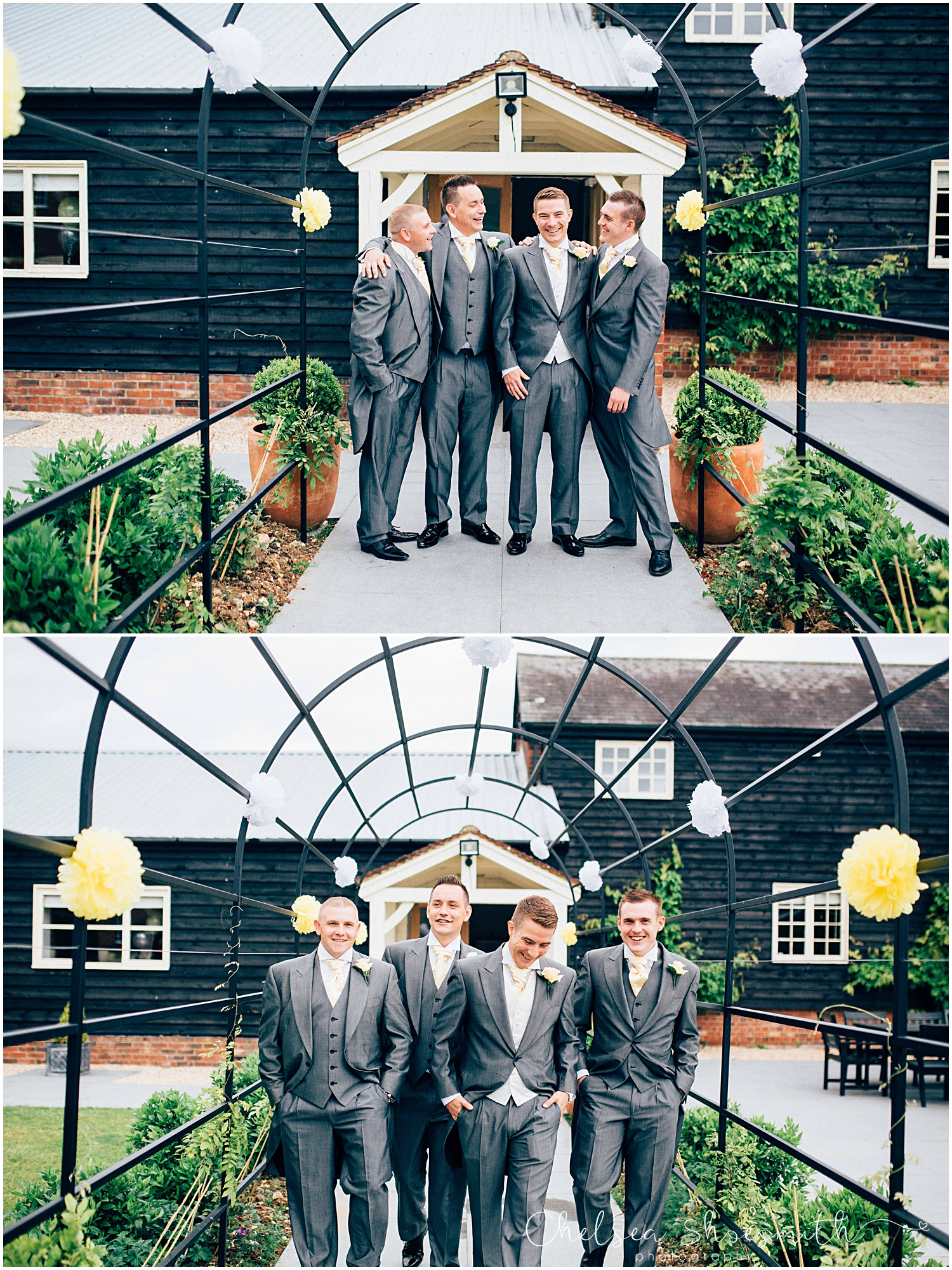 (72 of 548) Lauren & Andy Hertfordshire Wedding Milling Barn Chelsea Shoesmith Photography